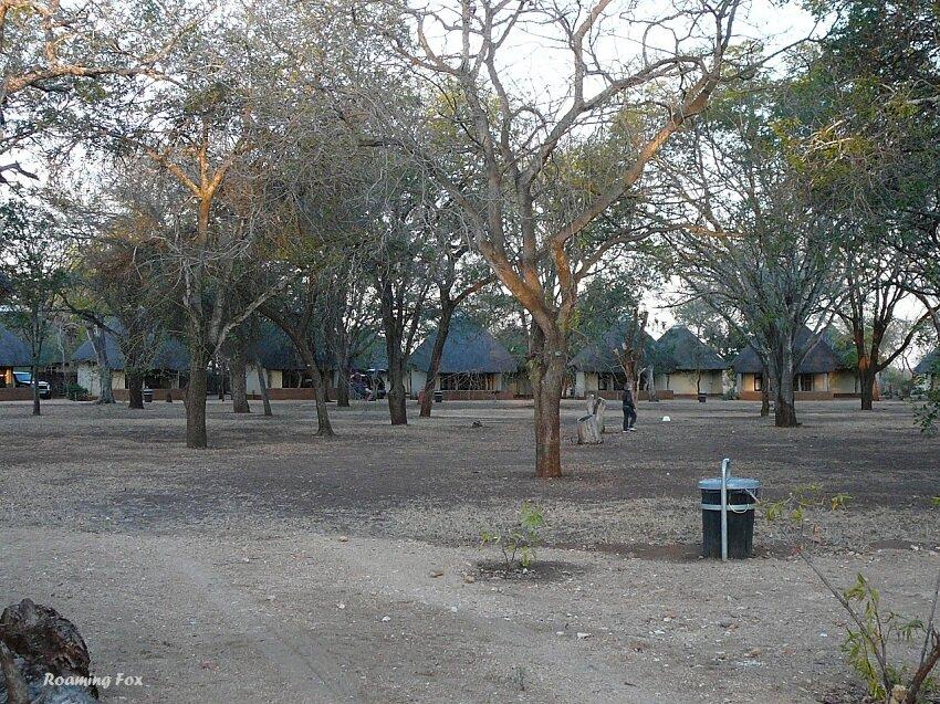 Satara Rest Camp, Kruger National Park