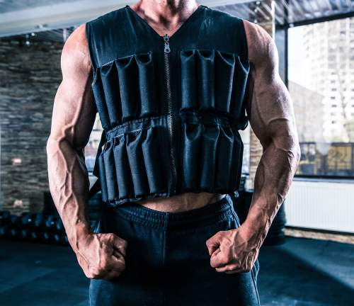 Weight Vest for Push ups