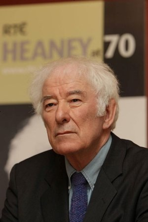 Seamus Heaney at his 70th birthday celebrations in 2009. Photograph RTE.