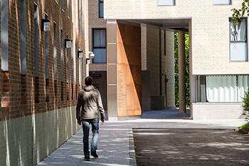 <b>Student Residences</b><br>Newcastle University