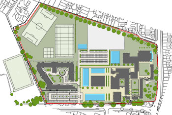 <b>Polhill Campus <wbr>Masterplan</b><br>University of Bedfordshire