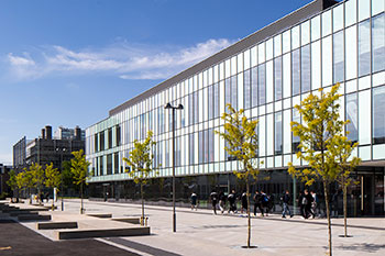 <b>Polhill Campus <wbr>New Academic Building</b><br>University of Bedfordshire