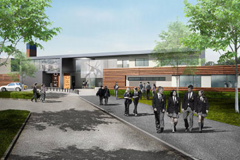 <b>Ashcroft School</b><br>Luton BSF/<wbr>Wates Construction