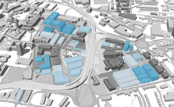<b>Campus Masterplan</b><br>Coventry University