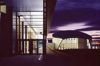 <b>deHavilland Weston Auditorium</b><br>University of Hertfordshire