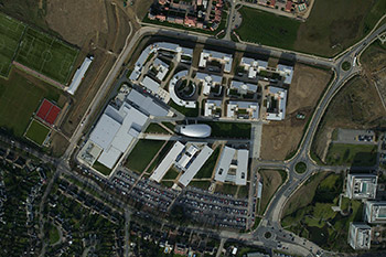 <b>Campus Masterplan</b><br>University of Hertfordshire