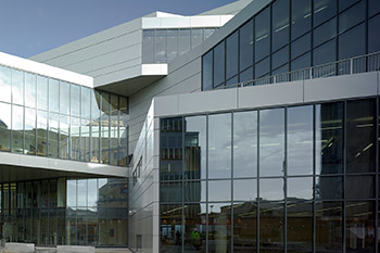<b>Postgraduate Centre</b><br>University of Bedfordshire