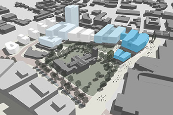 <b>Campus Masterplan</b><br>University of Bedfordshire