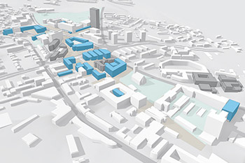 <b>Development Framework</b><br>The University of Sheffield