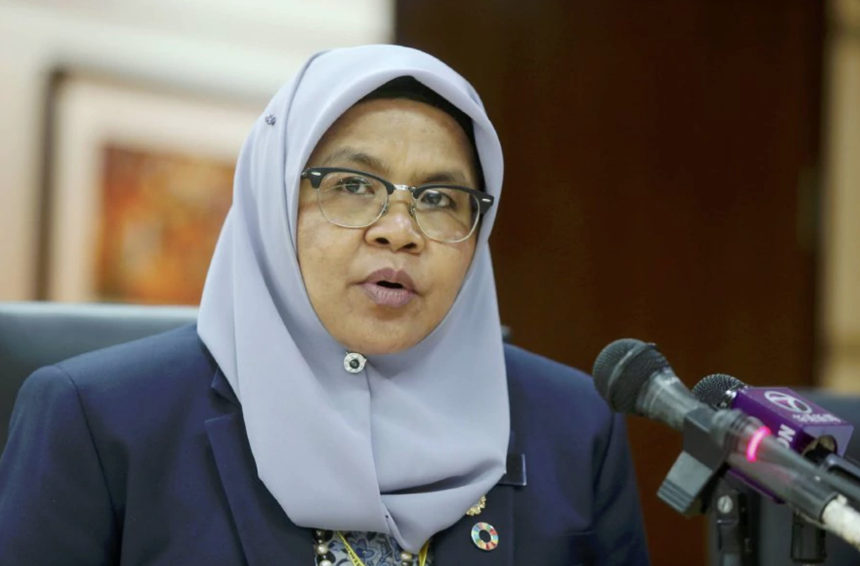 Ms. Mainmunah Mohd Sharif, Executive Director of the UN Human Settlements Programme, conversed with students, faculty, and practitioners at the University of Oxford in May.  (Photo:   New Straight Times   )