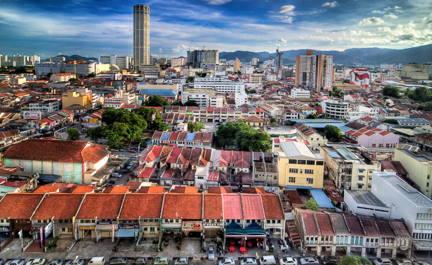 Penang, Malaysia - where ED Sharif served as mayor prior to assuming leadership of UN-Habitat.  (Source:  ExpatGo )