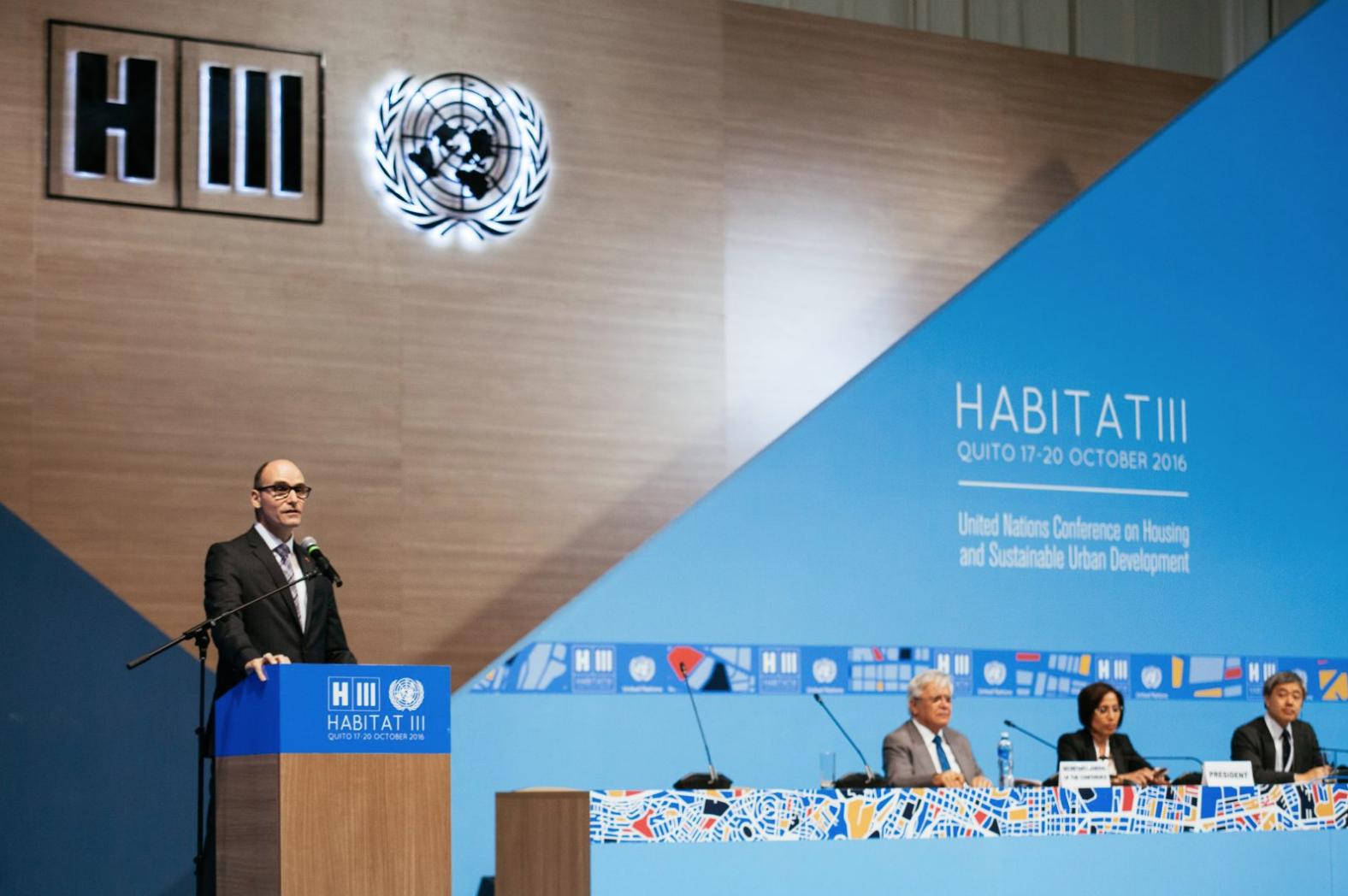 2016 Habitat III UN Conference on Housing (Source:    LA.Network   )