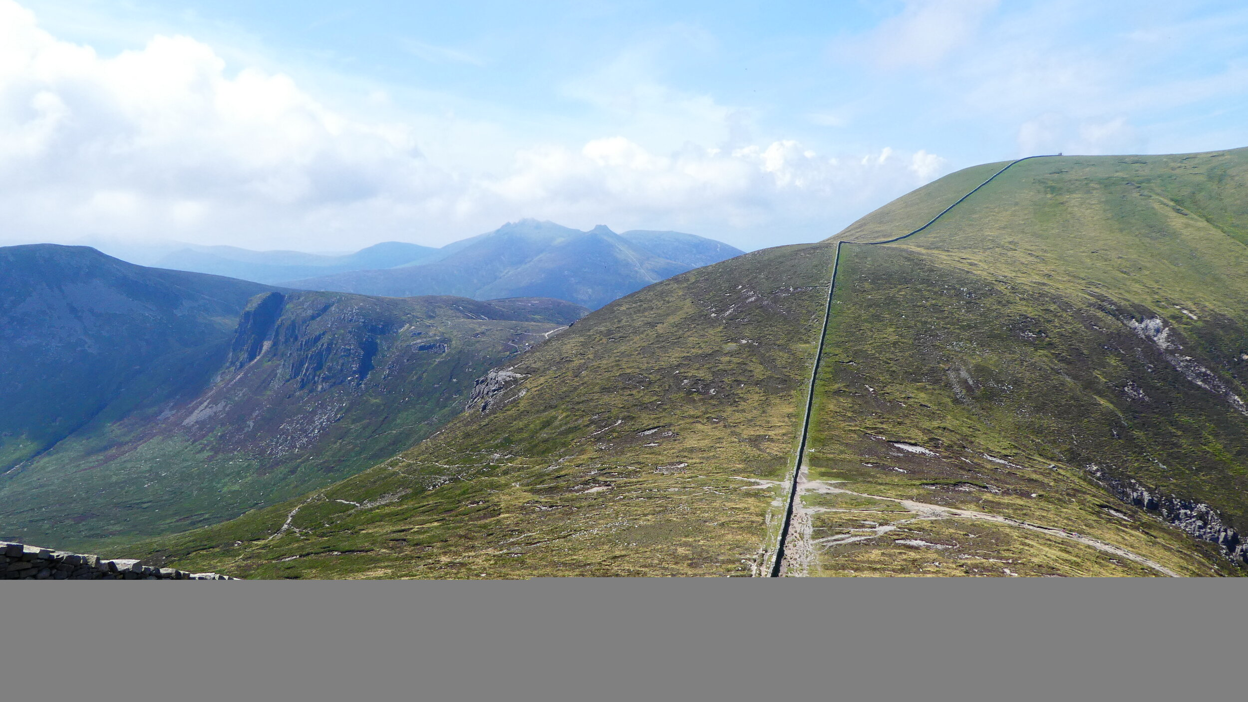 August 2019 Betty Hankard Mournes.JPG