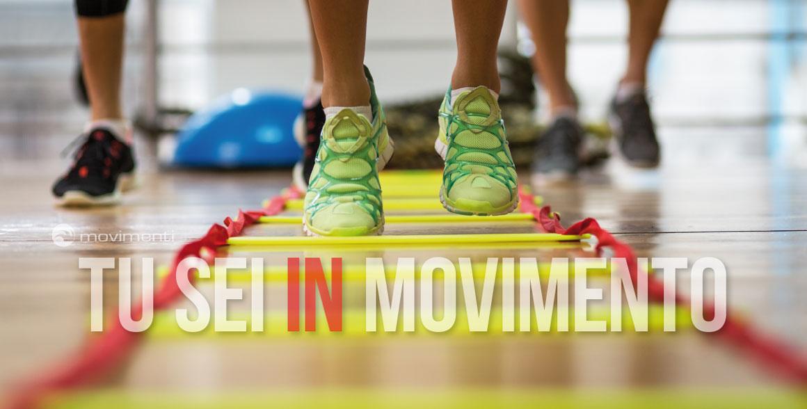 Con un allenamento in palestra efficace sei in movimento verso una forma fisica migliore