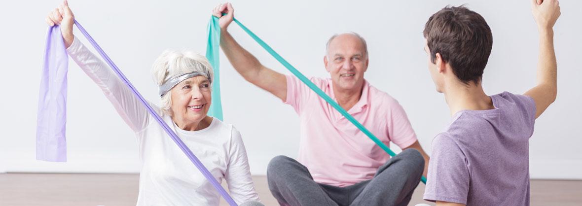 Andare in palestra oltre i 65 anni