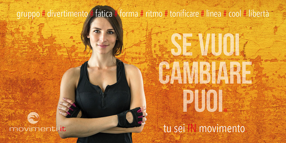 Programma 12 mesi Group Fitness