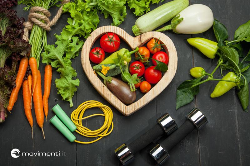 Linee guida per orientare l'alimentazione ideale dello sportivo
