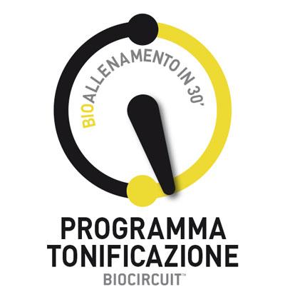BIOCIRCUIT programma tonificazione