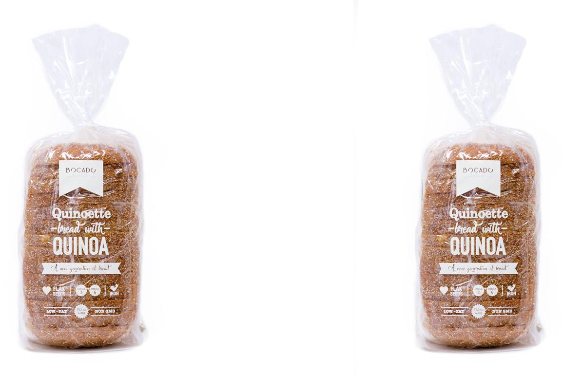 Pan de Quinoa -