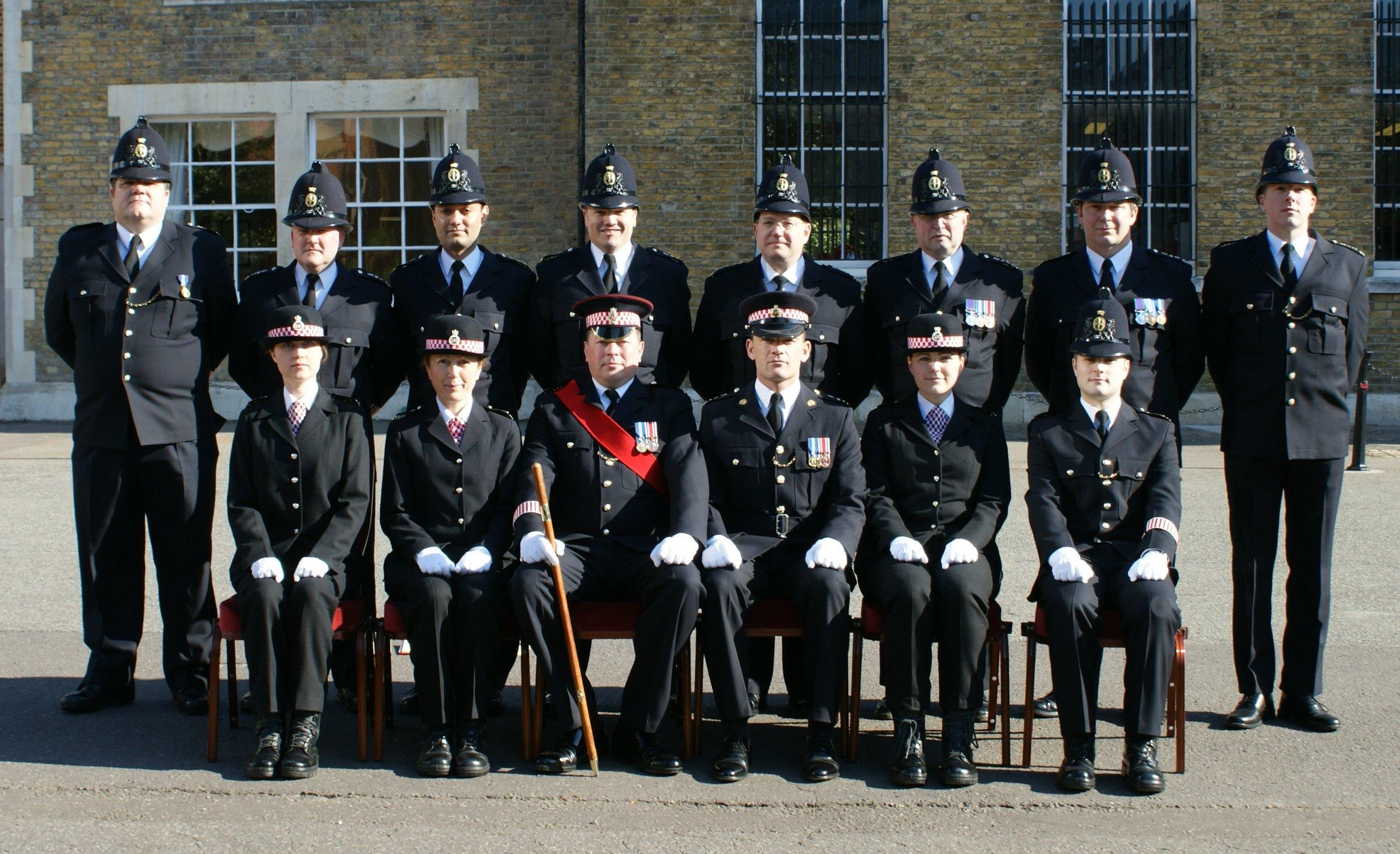 HAC Police Detachment - Royal Review