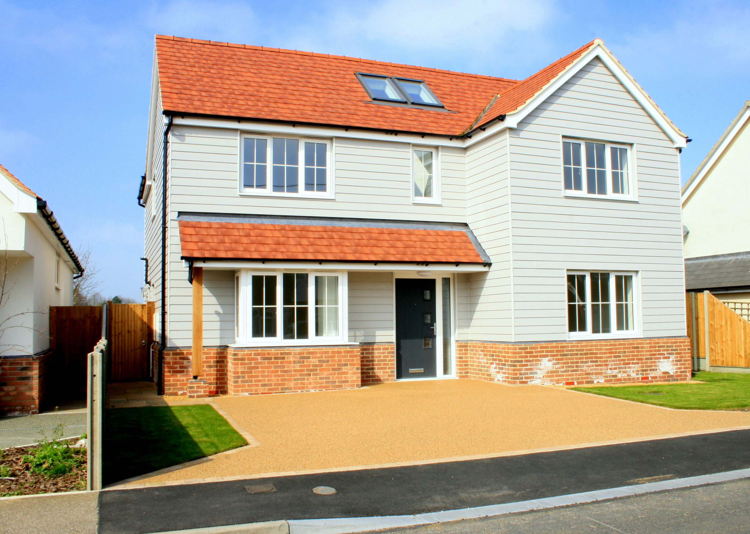 Plot 2 front of house .JPG
