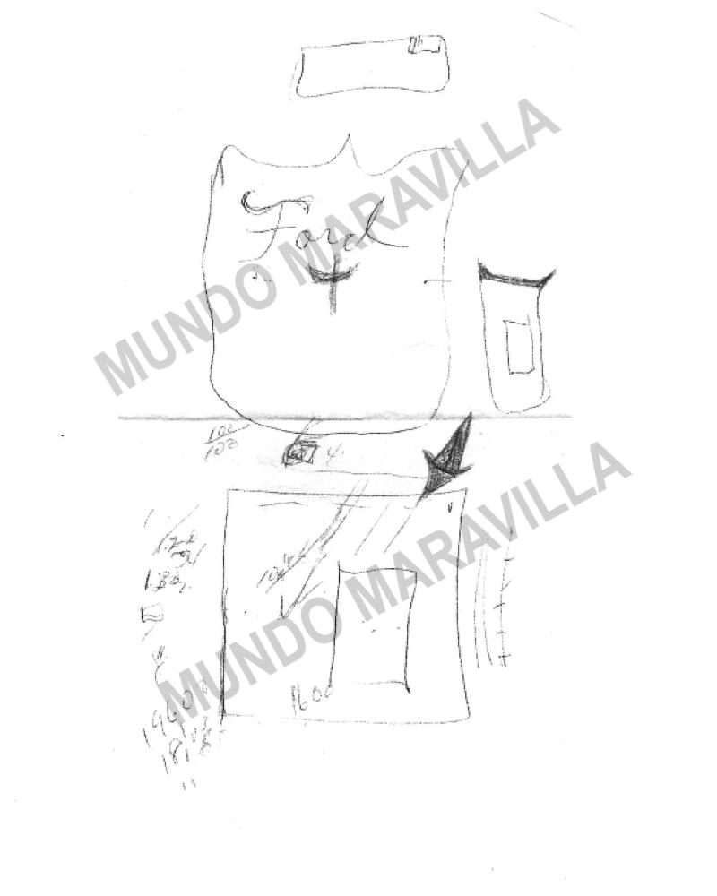 Ishmael's Drawing