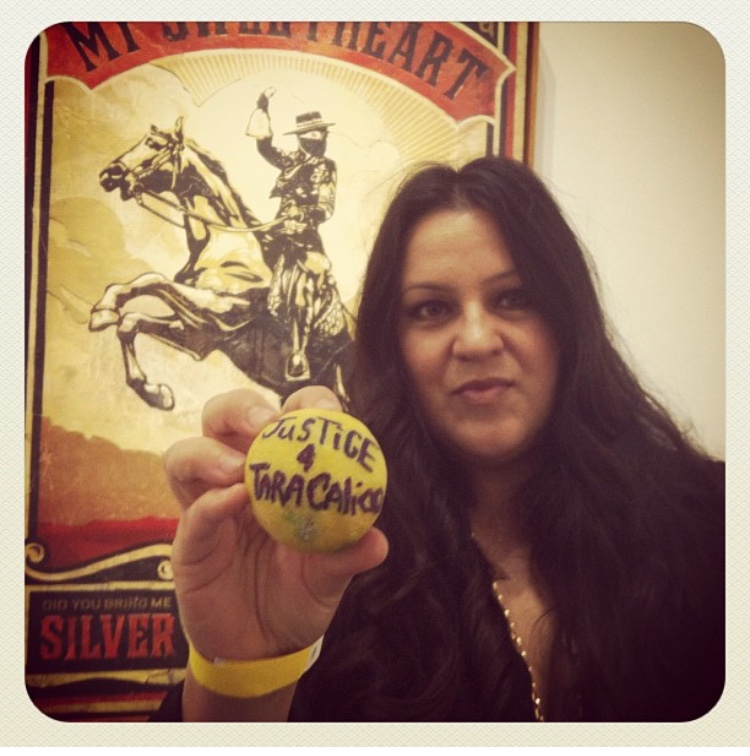 Melinda Esquibel wants #Justice4TaraCalico