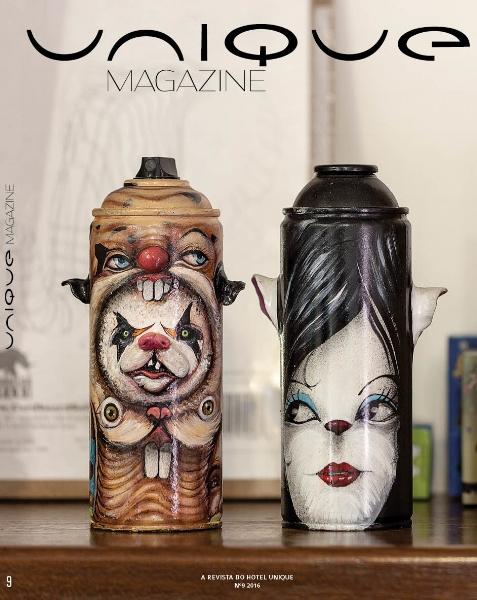 Unique Magazine #