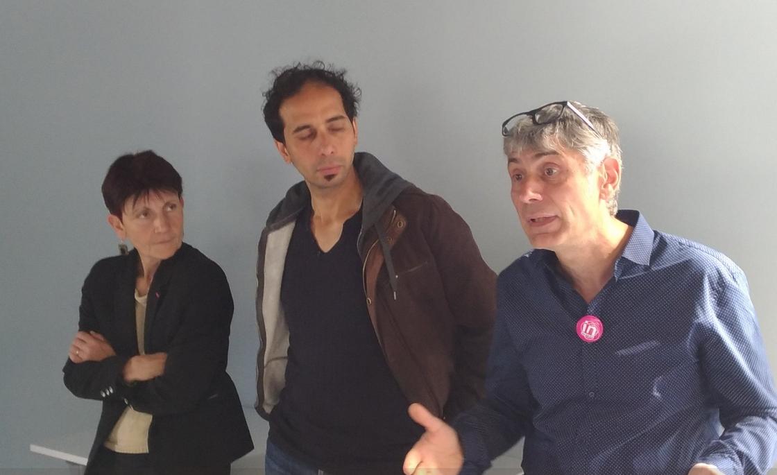 Le Cnum93 était à Futur en Seine, édition 2017! - Nous étions présents au festival du numérique d'IDF cette année pour faire connaitre le Cnum93 et recueillir les idées des participants. Une remarque, des questions ? Contactez-nous : cnum93@seinesaintdenis.fr