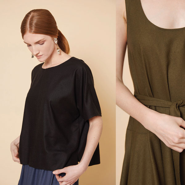 Megan Huntz  30% Off Online Store #design #fashion #modernwoman #slowfashion #naturalfibers   meganhuntz.com