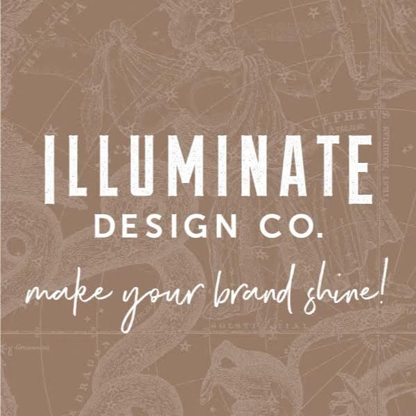 Illuminate Design Co.   10% Off Design Packages #design #logos #branding #print #advertising #artdirection   illuminatedesignco.com