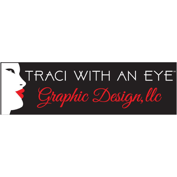 Traci with an Eye Graphic Design  20% Off $100 or More #logo #advertising #signs #promoitems #print#branding #graphics #illustration #design   traciwithaneye.com