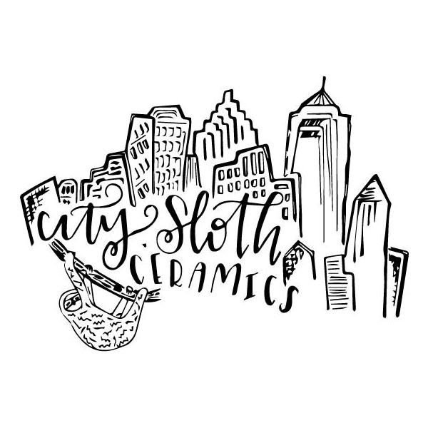 City Sloth Ceramics  #ceramics #contentmarketer   cityslothmade.com
