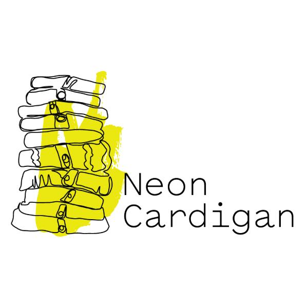 Neon Cardigan