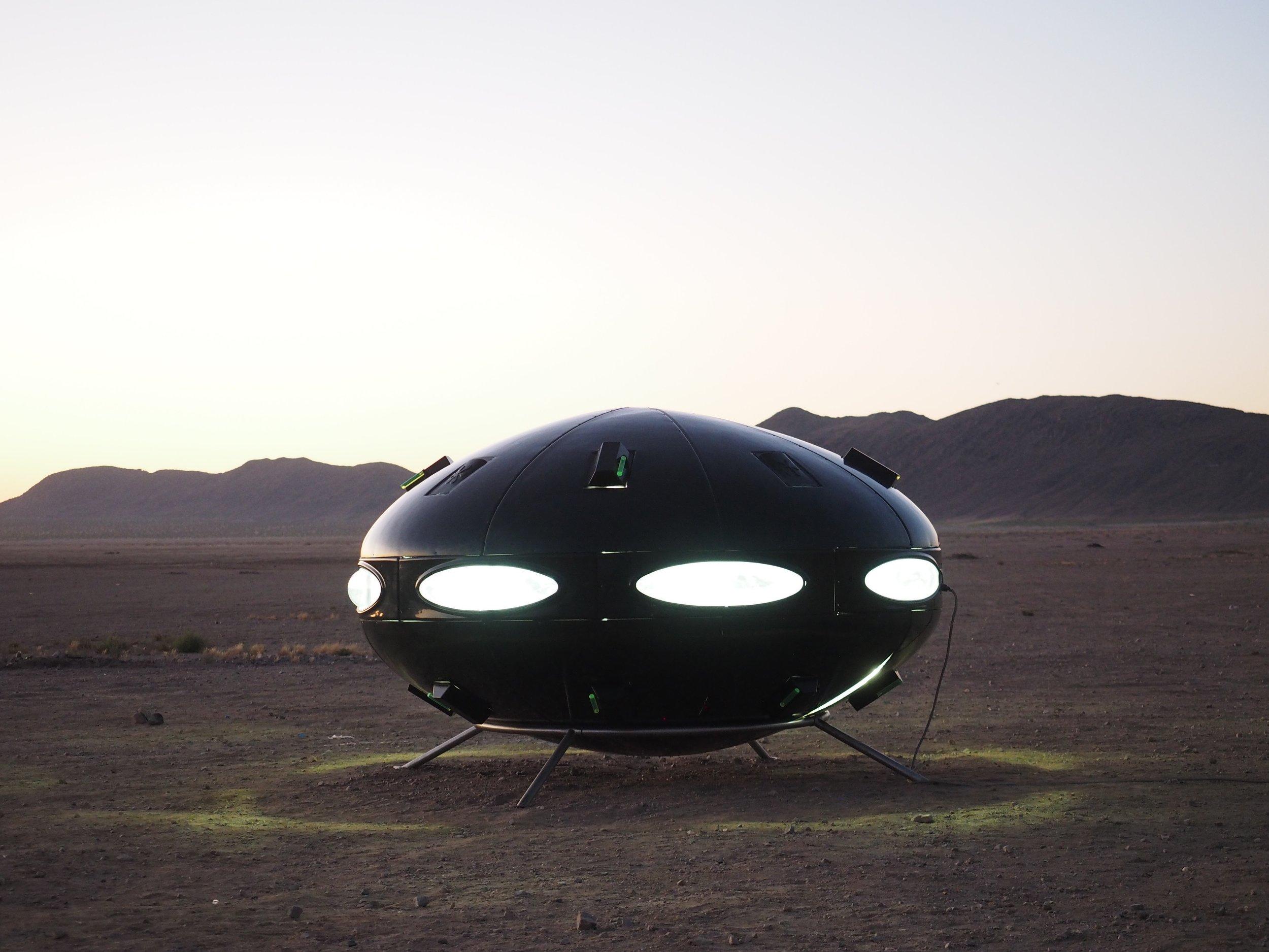 UFO Roadshow