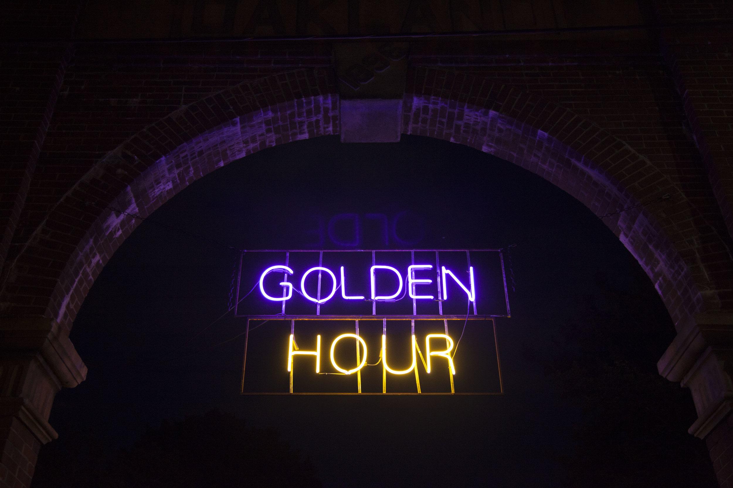 Arts at Oakland: Golden Hour