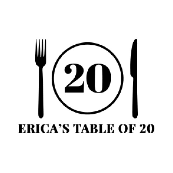 Erica's Table of 20  #intimateluncheon #conncet #engage #impact   ericastableof20.com