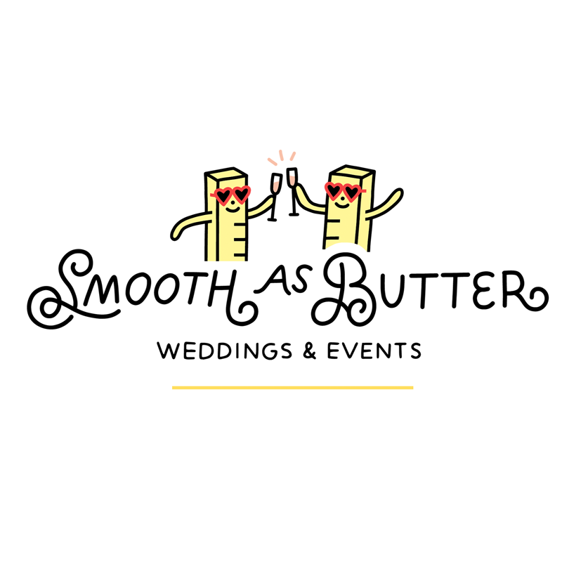 Smooth As Butter Weddings & Events   Proud DWF Sponsor   smoothasbutterweddings.com