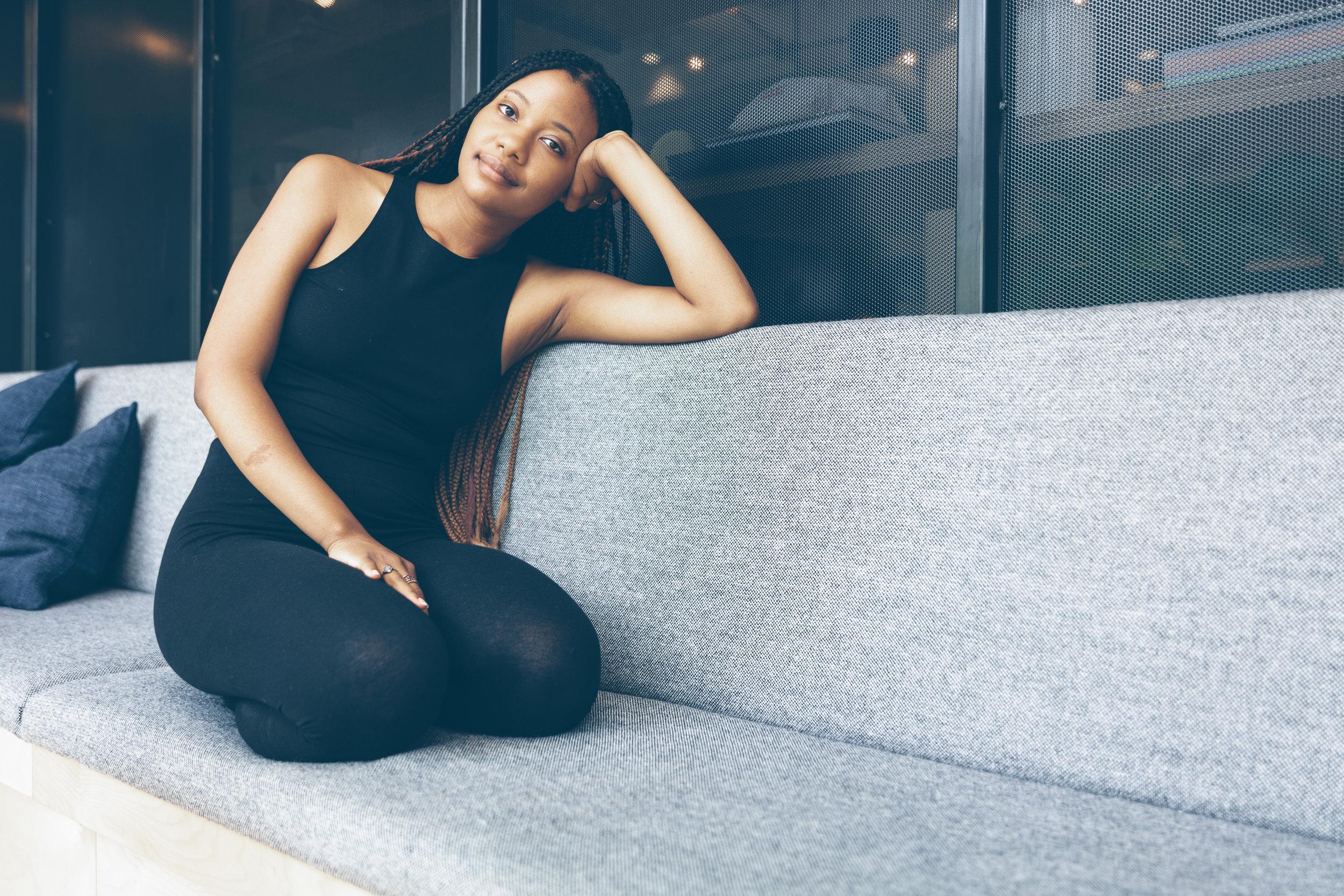 Jasmine Marie Clark - black girls breathing