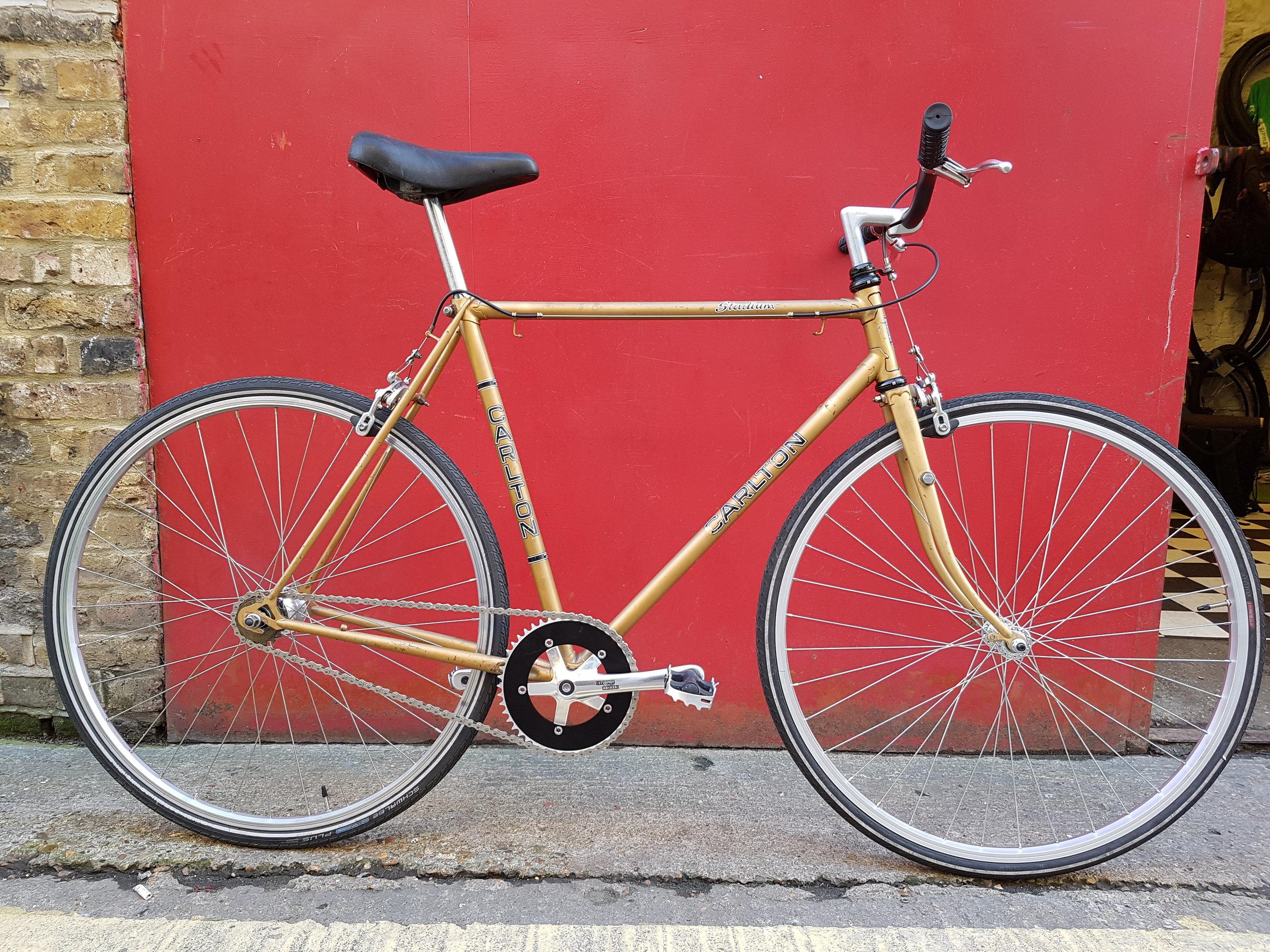 Bike shop review in London