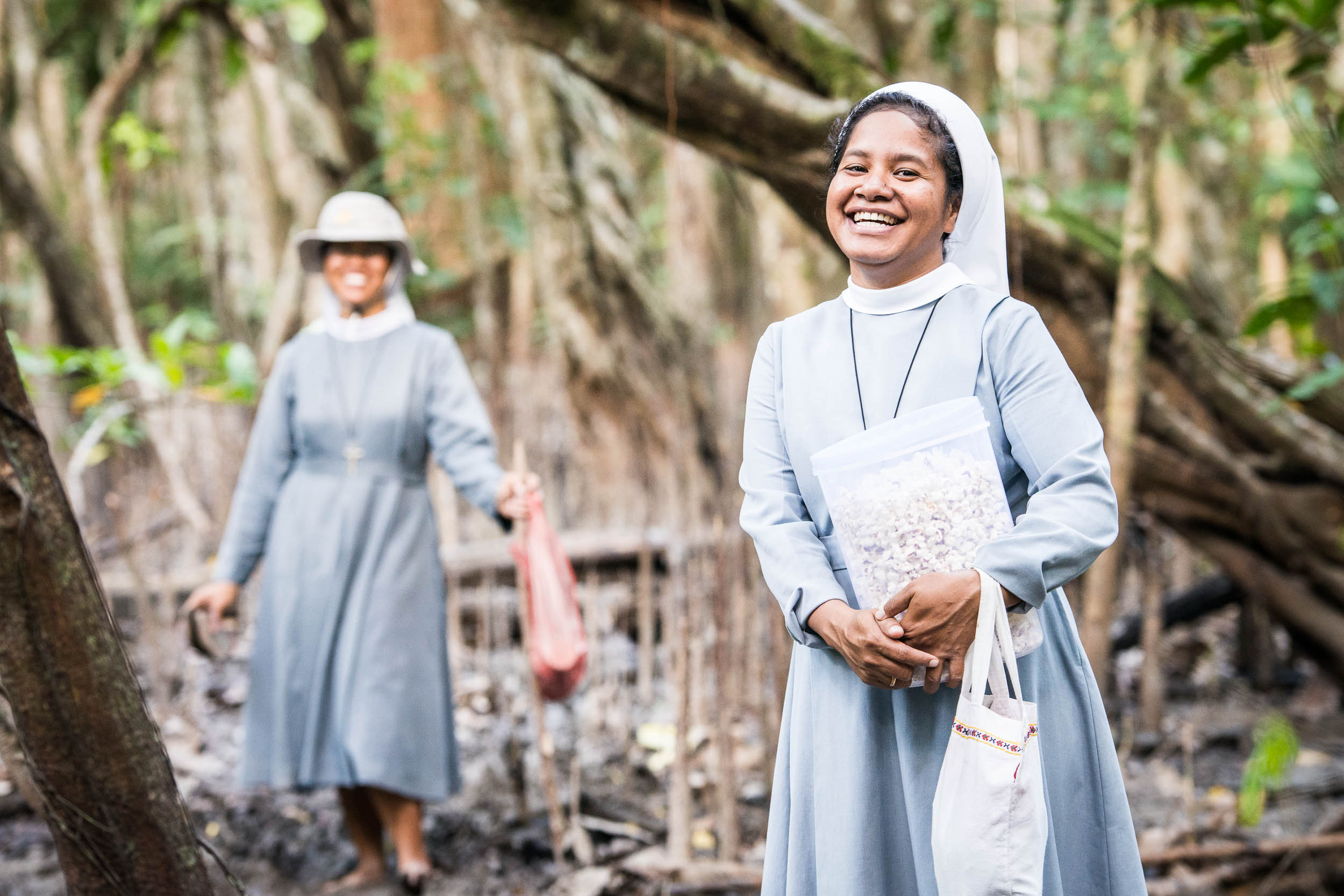 East Timor nuns laughing - Travel - Photo credit Nicola Bailey.jpg