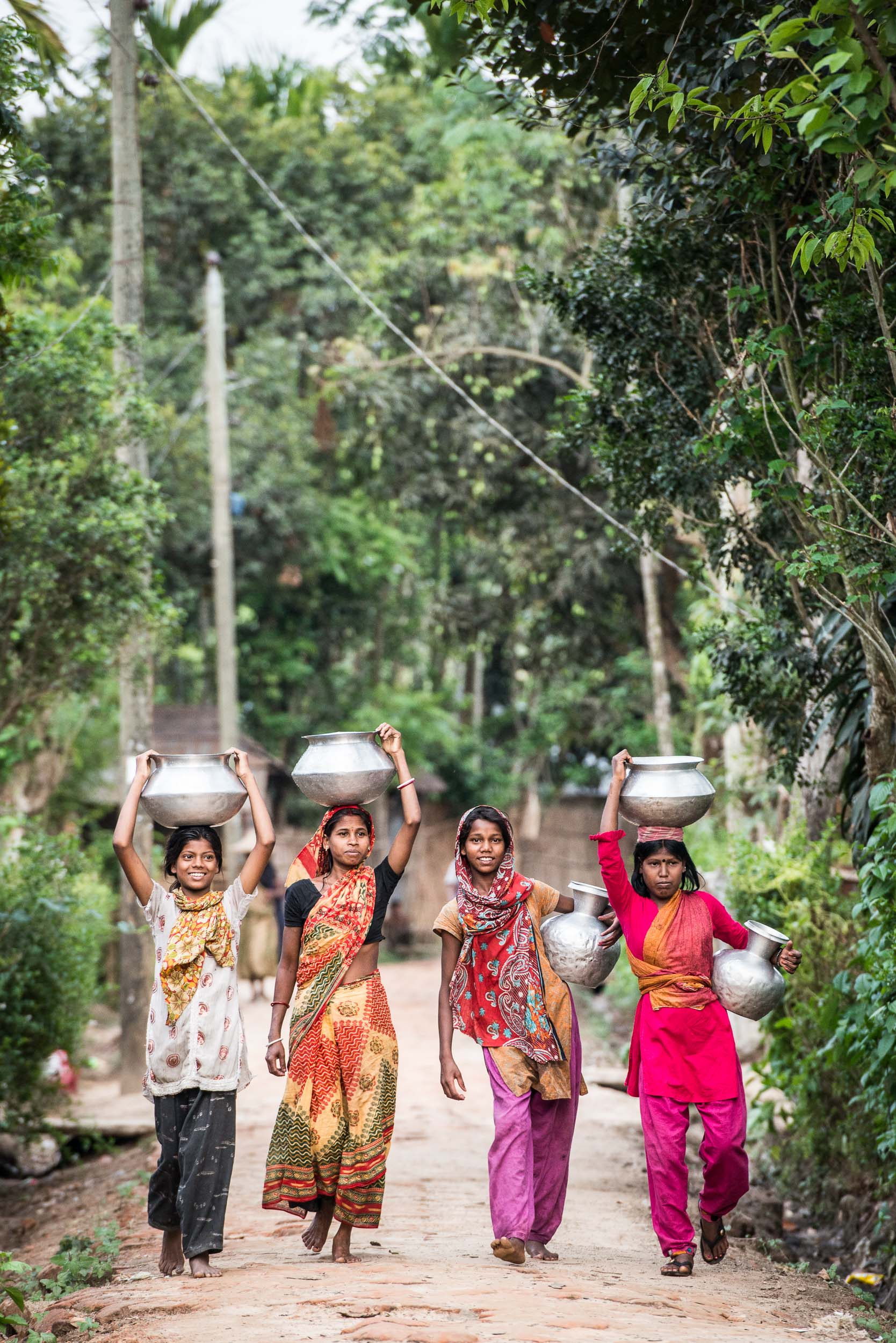 Bangladesh women with pots - Travel - Photo credit Nicola Bailey.jpg