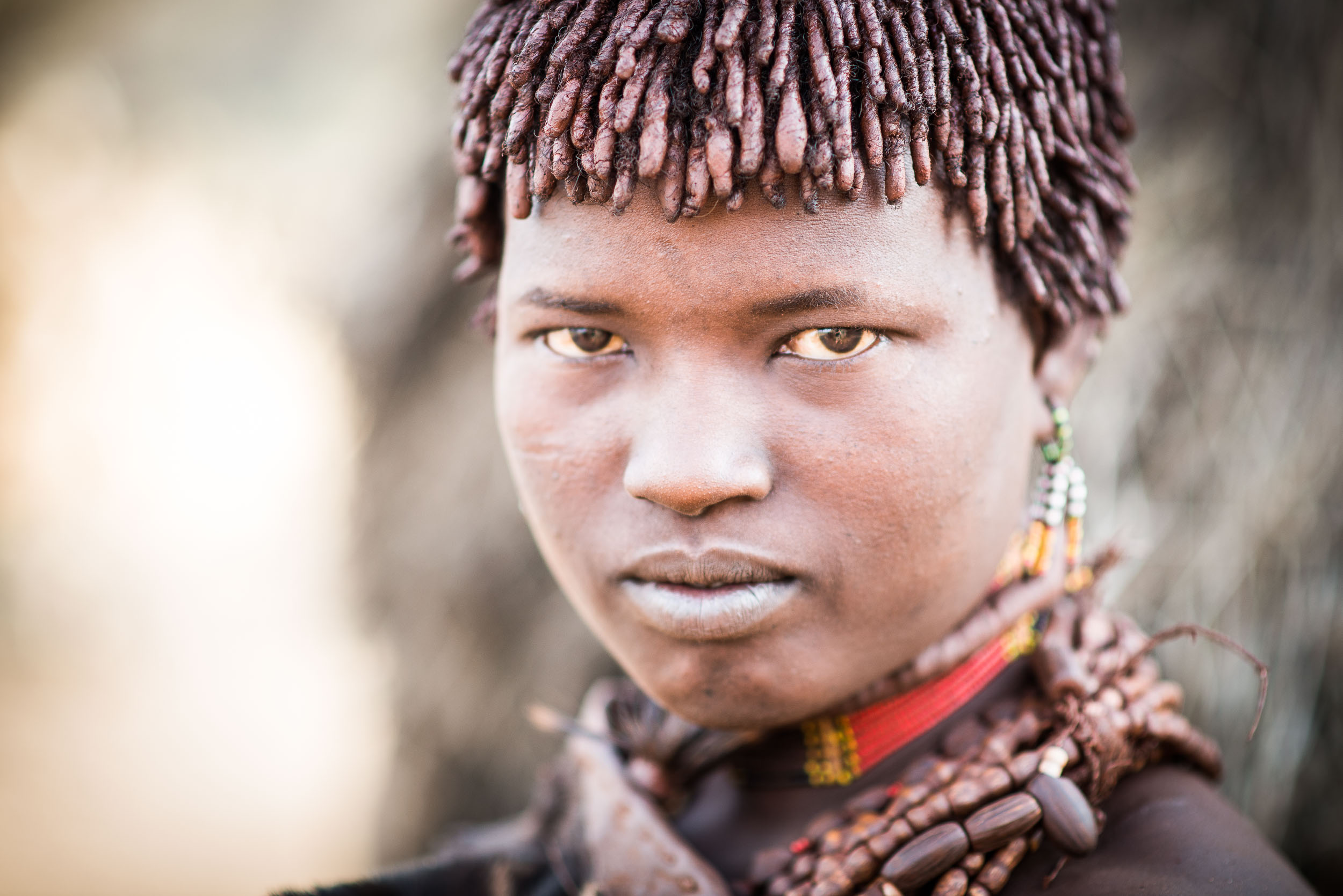 Ethiopia Hamar woman portrait - Travel - Photo credit Nicola Bailey.jpg