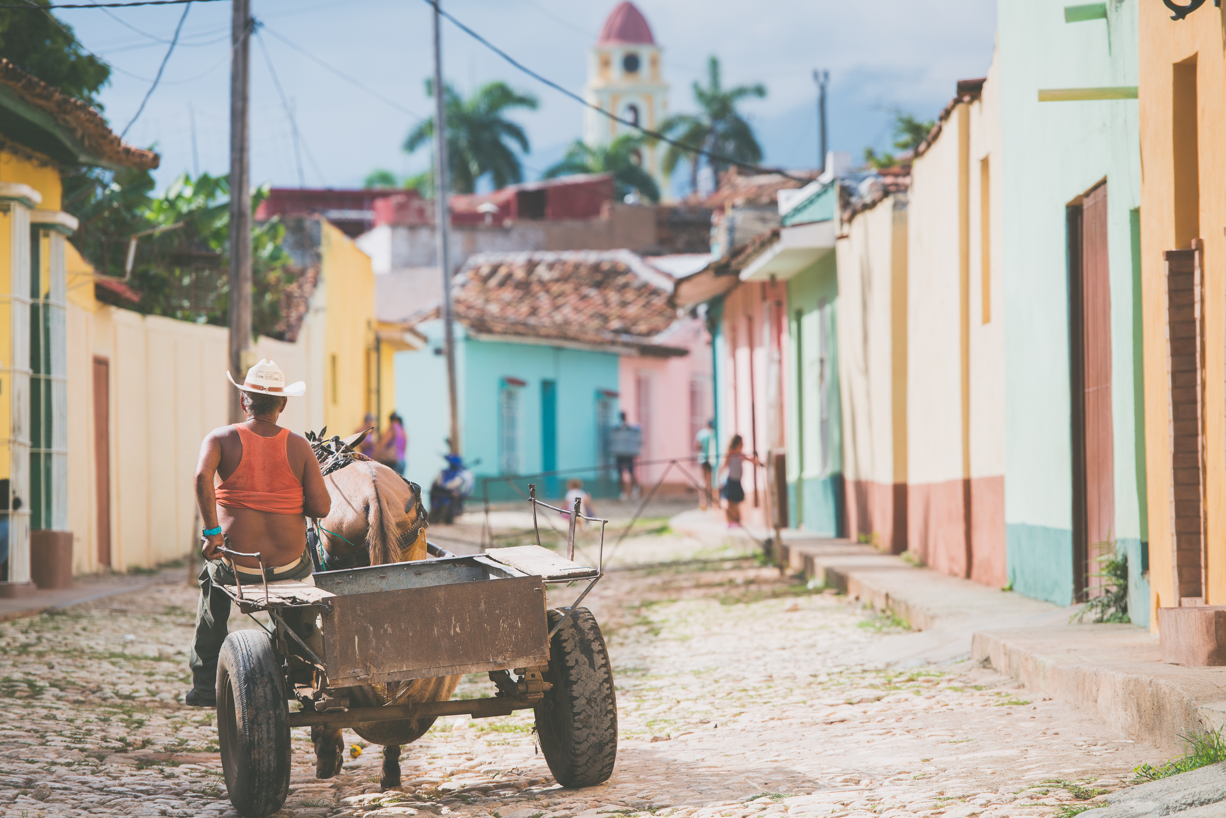 Horse and cart in Cuba - Travel - Photo credit Nicola Bailey.jpg