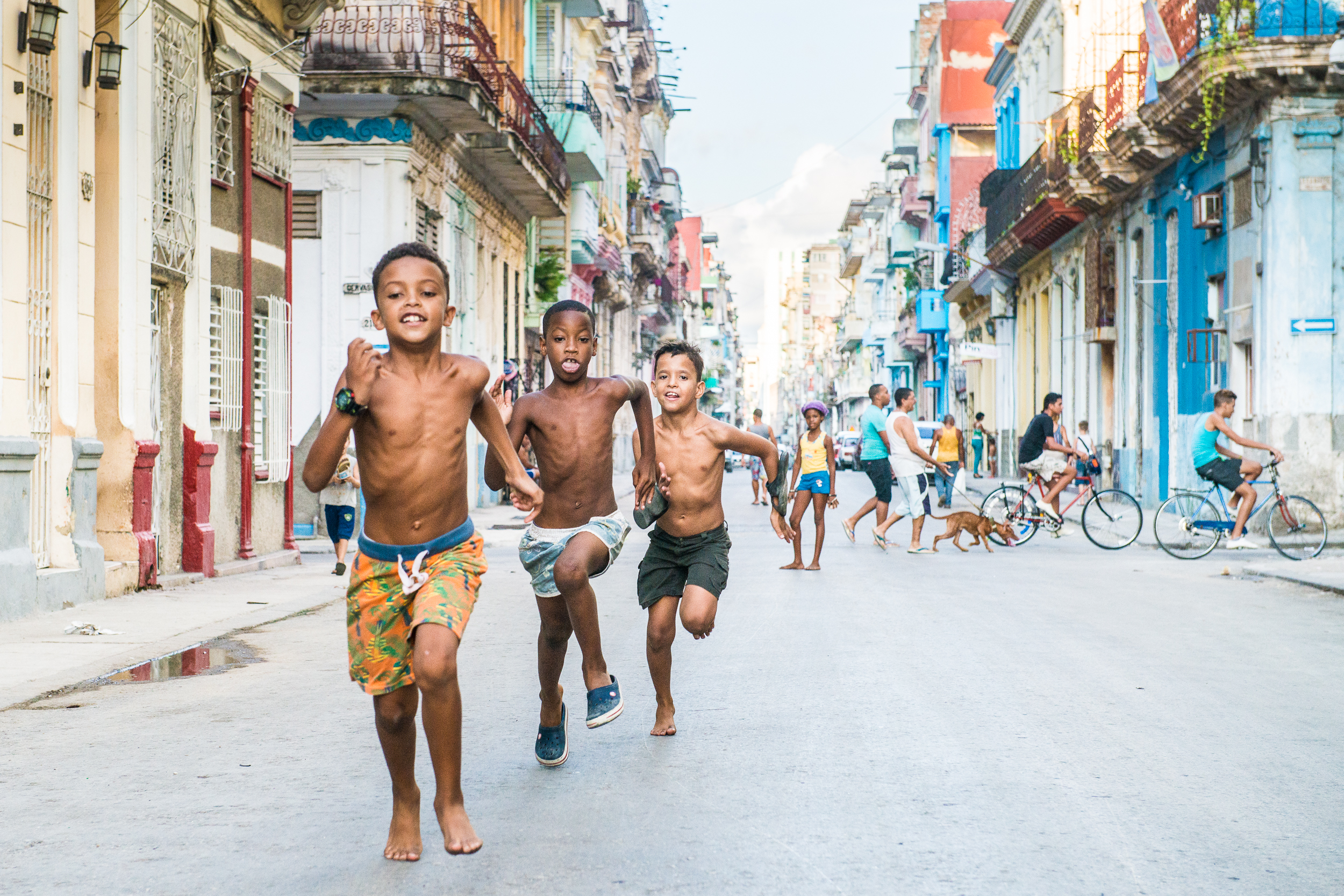 Kids running Cuba - Travel - Photo credit Nicola Bailey.jpg