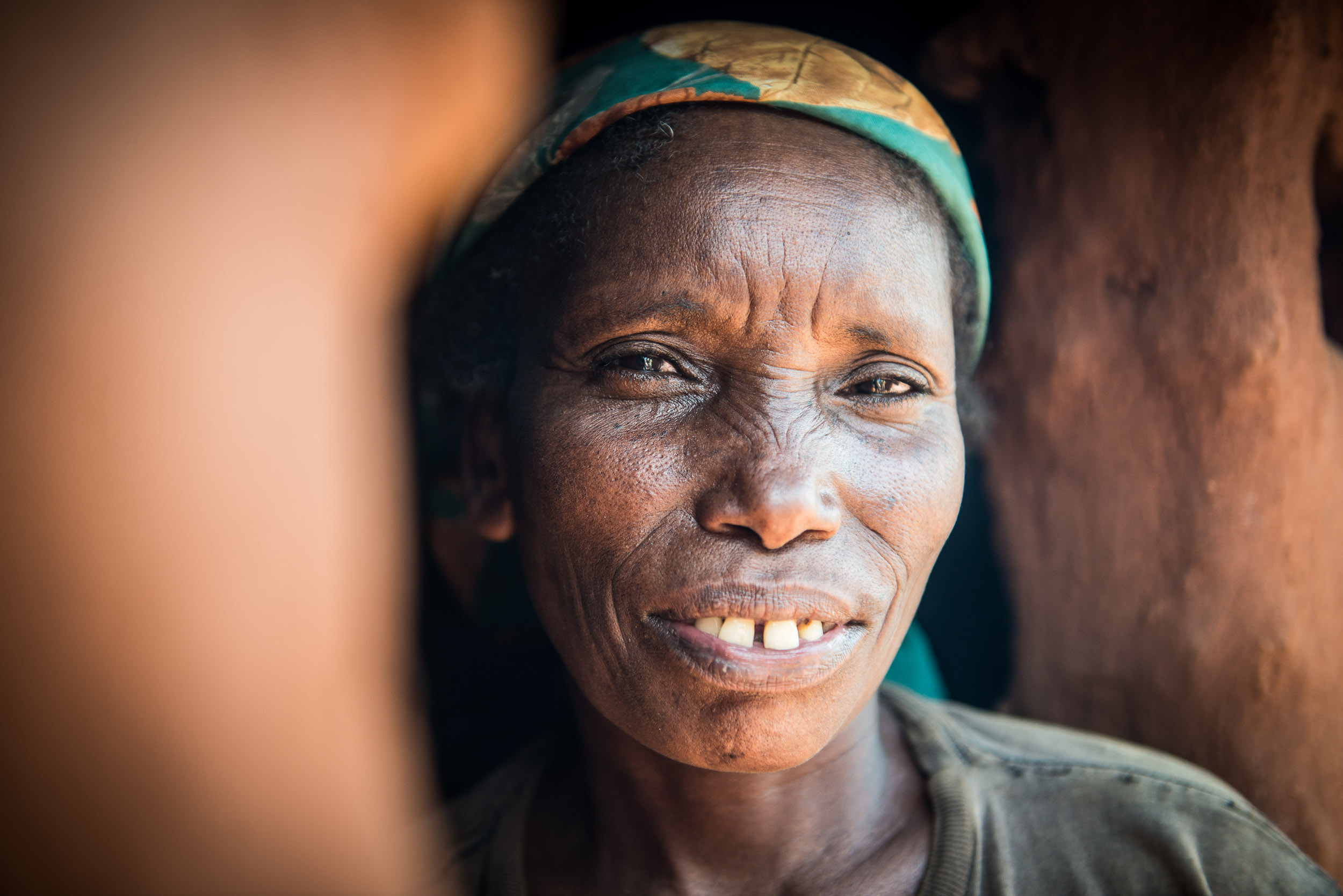 Rwanda woman at refugee camp - Travel - Photo credit Nicola Bailey.jpg