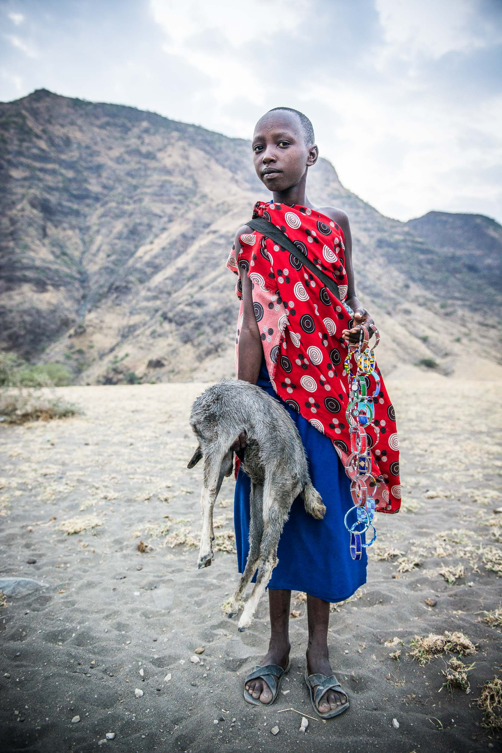 Tanzania girl with goat - Travel - Photo credit Nicola Bailey.jpg