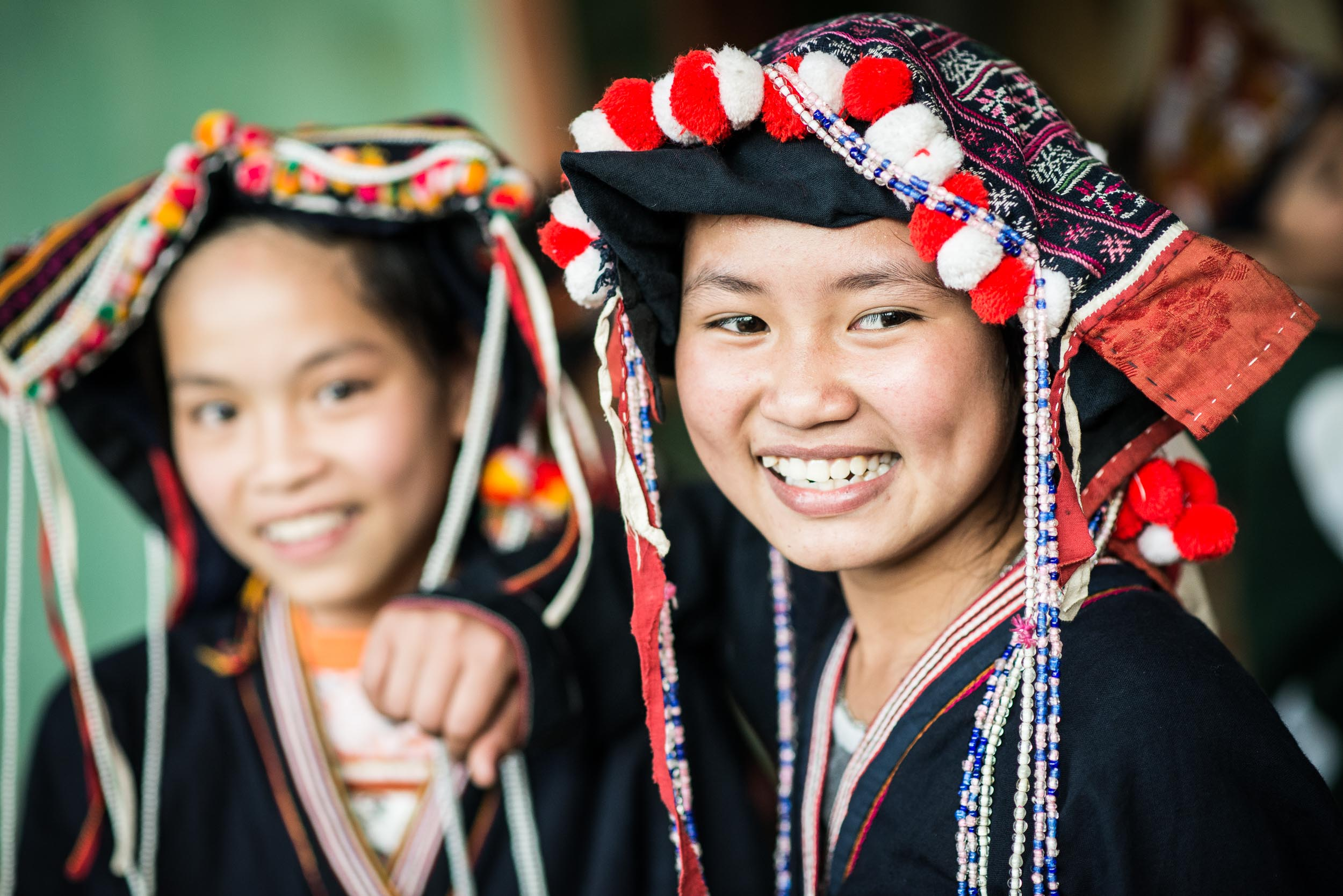 Vietnam Smiling ethnic minority - Travel - Photo credit Nicola Bailey.jpg