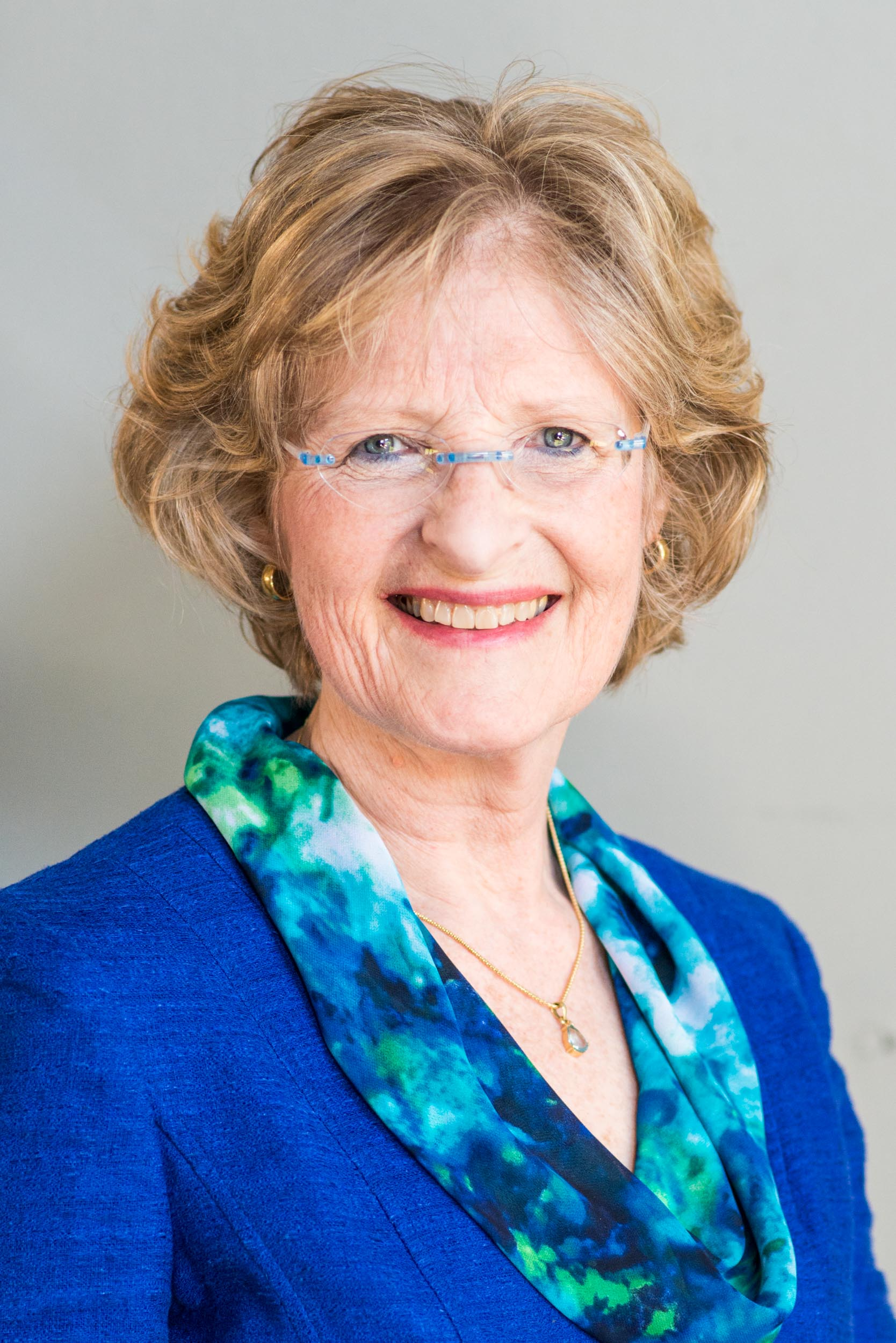 Older female headshot grey background - Worklife Portrait - Photo credit Nicola Bailey.jpg