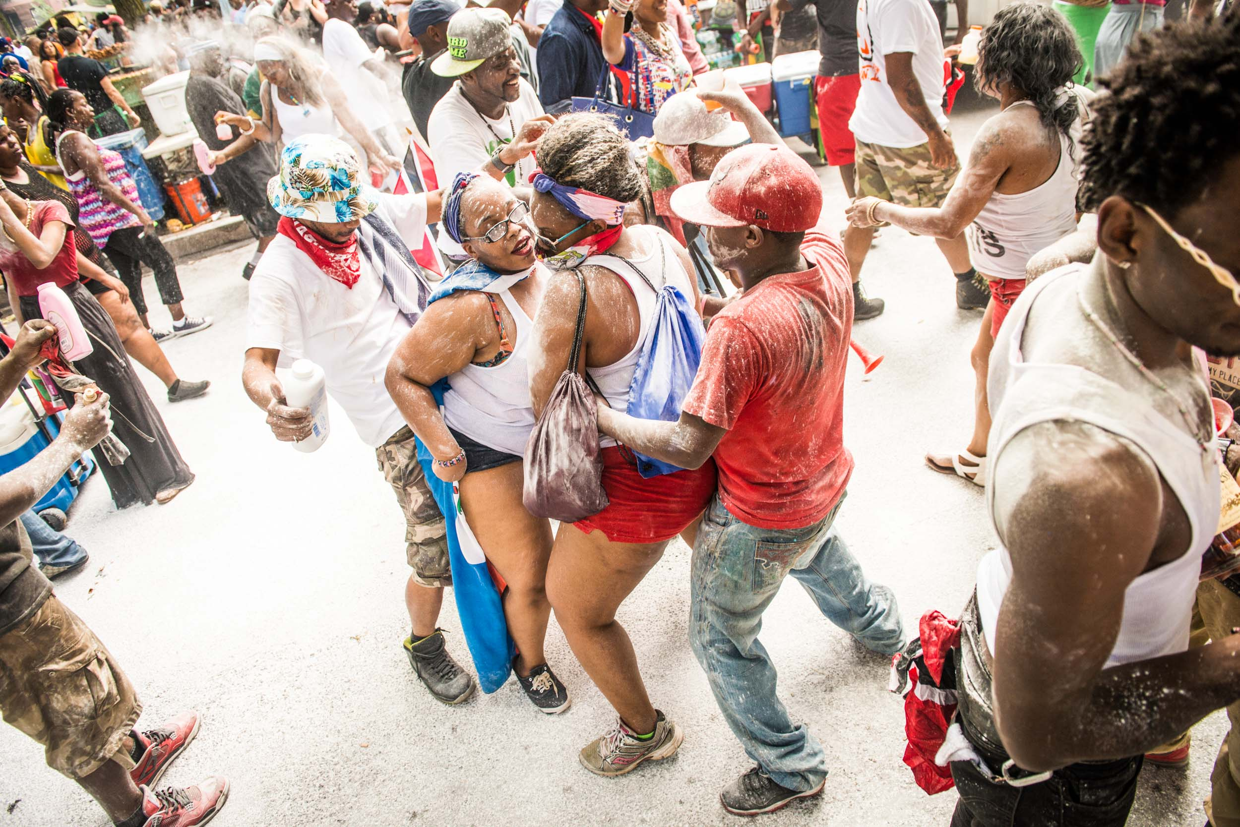 West Indian parade dancing - Current events - Photo credit Nicola Bailey.jpg
